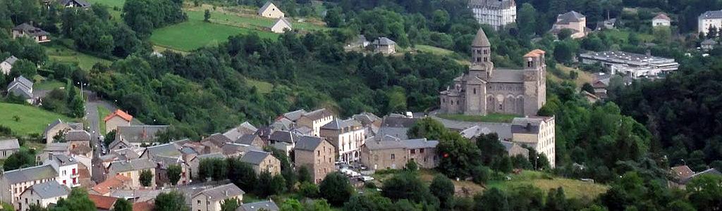 Saint Nectaire, en Auvergne