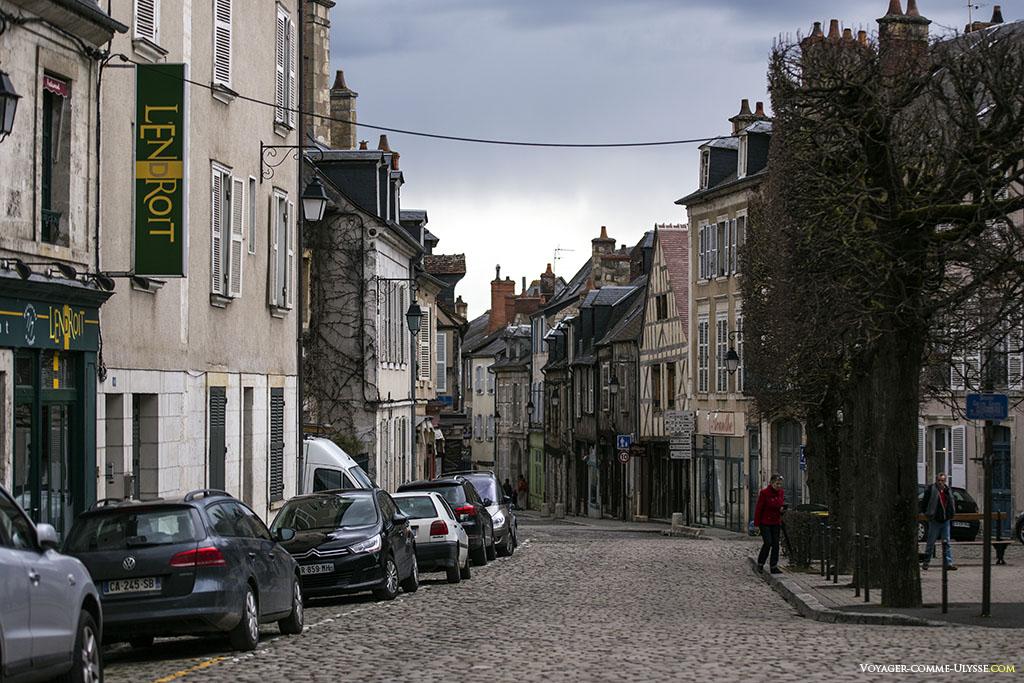 Rue Bourbonnoux.