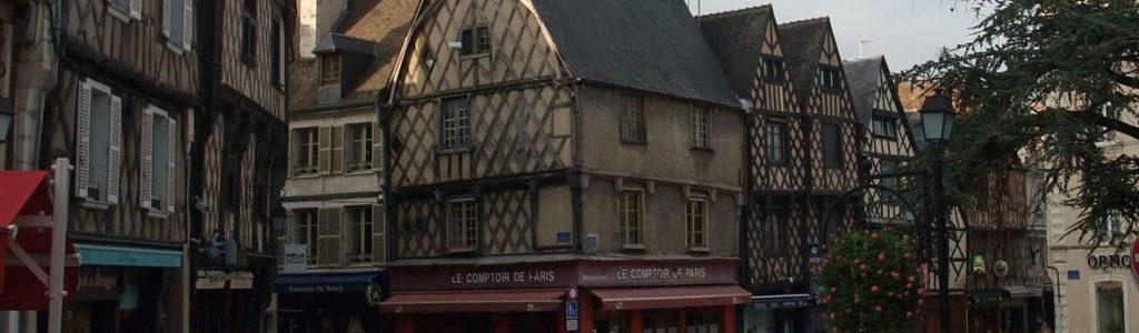 Promenade dans Bourges, capitale du Berry