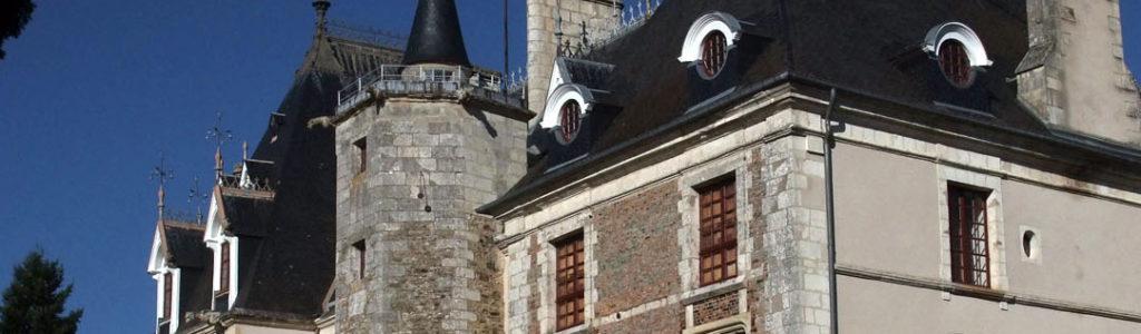 Château de Maupas, Berry