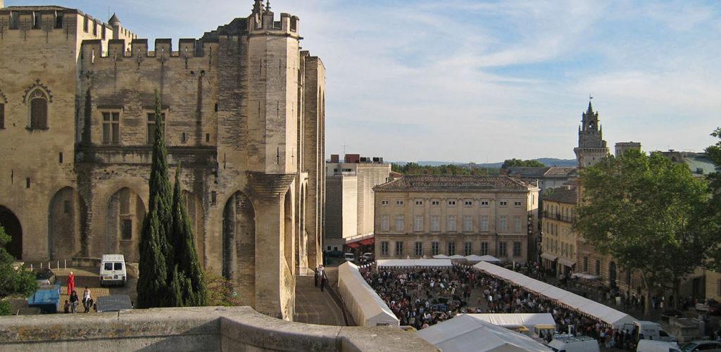 Déambuler dans Avignon : Centre Historique