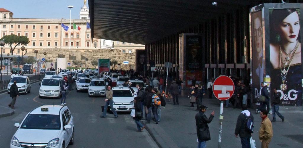 Se déplacer à Rome : les transports romains