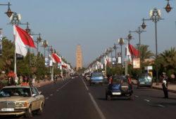 La Koutoubia de Marrakech et son minaret