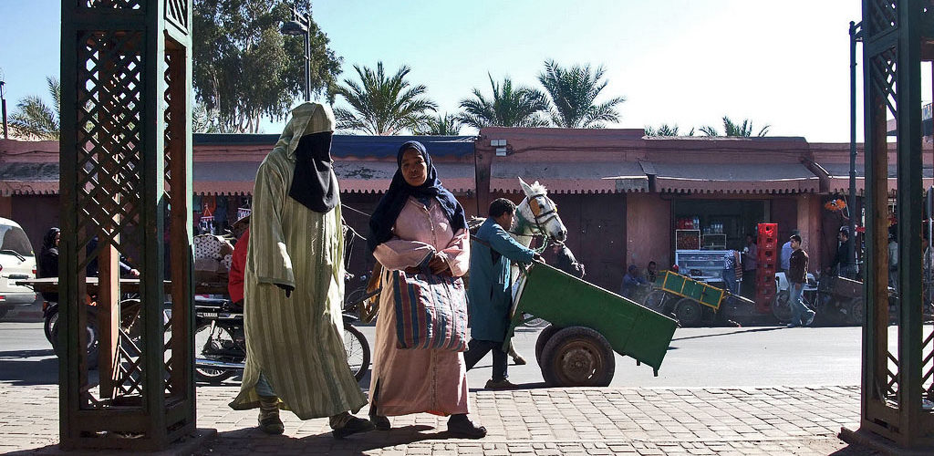 Rues de Marrakech