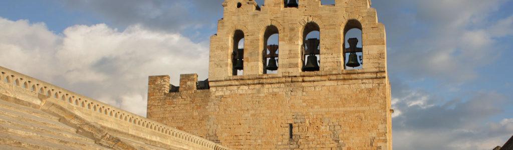 Eglise Notre Dame de la Mer, aux Saintes-Maries-de-la-Mer