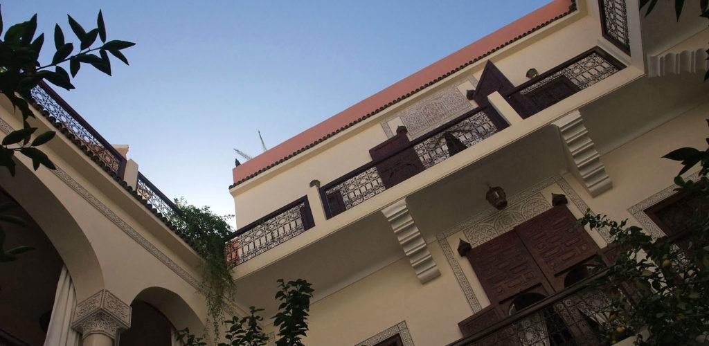 Le riad de Marrakech : à la recherche de la maison idéale