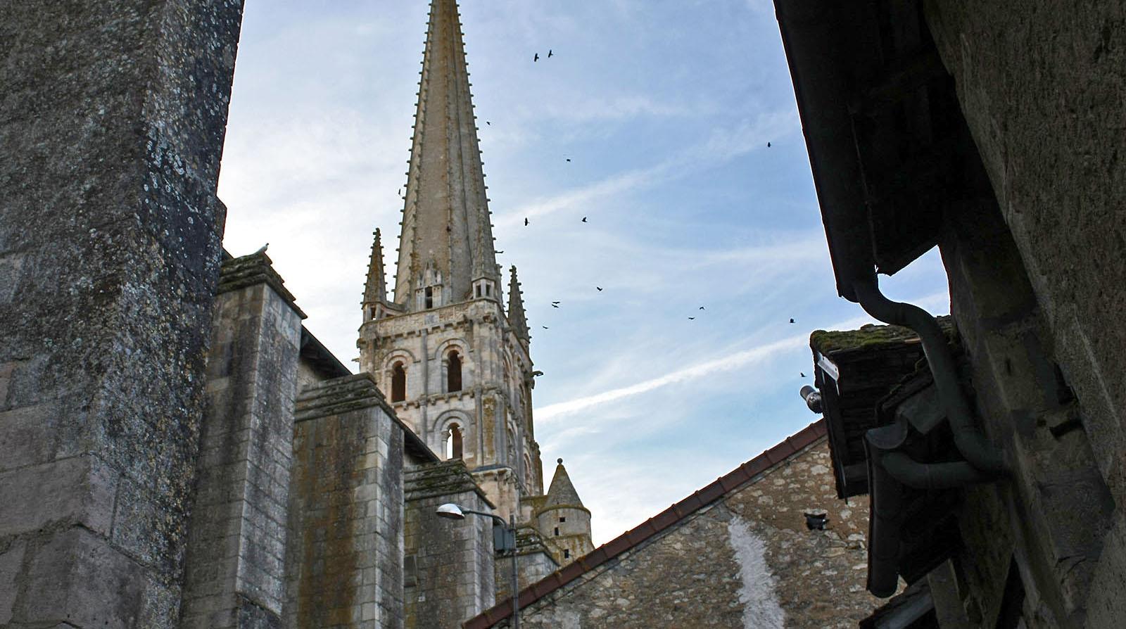 Abbaye de Saint-Savin : patrimoine mondial de l'humanité