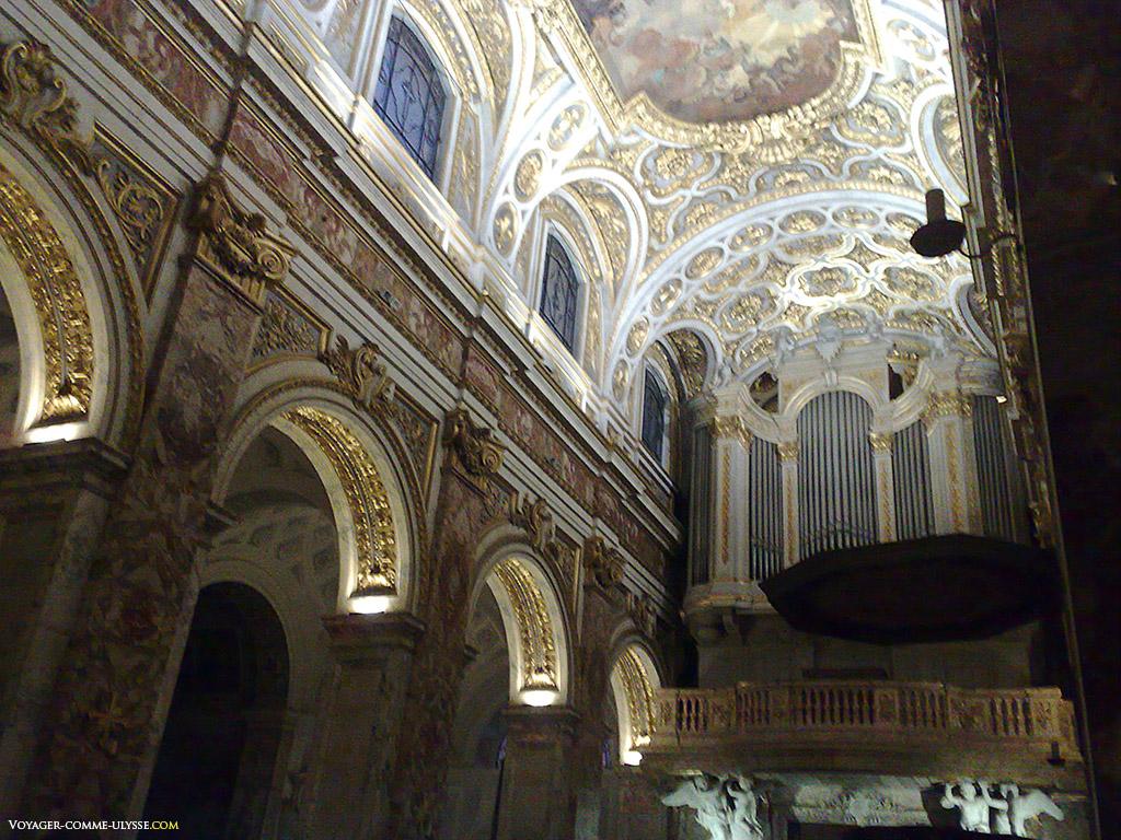 L'orgue du 19ème siècle