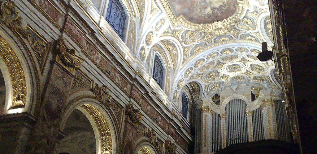 Eglise Saint Louis des Français à Rome