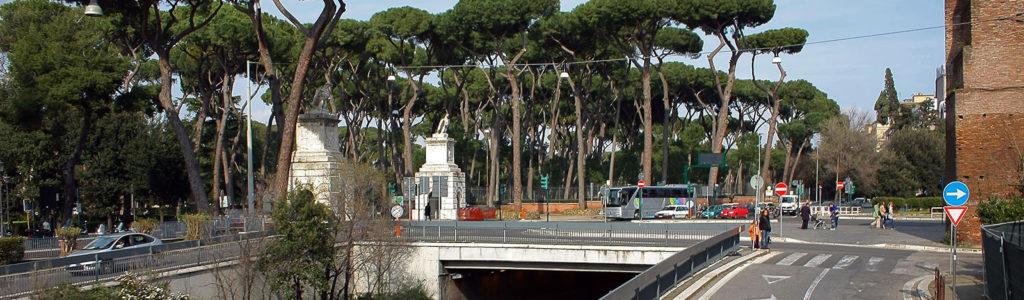 Jardins de Rome - Espaces verts romains