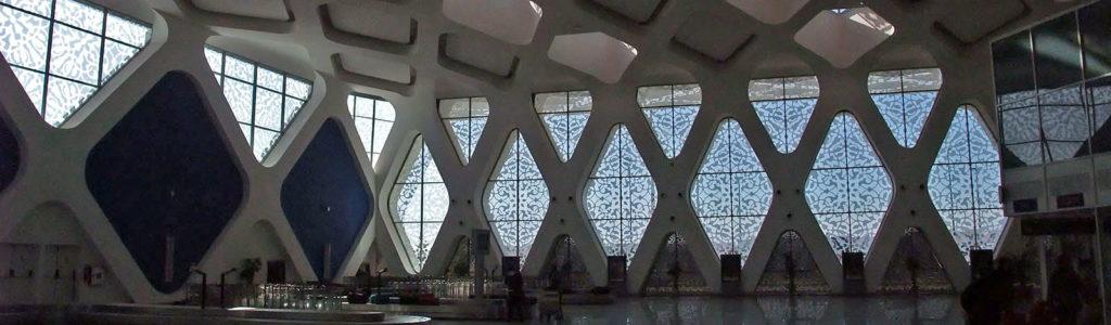 Aéroport de Marrakech - Ménara