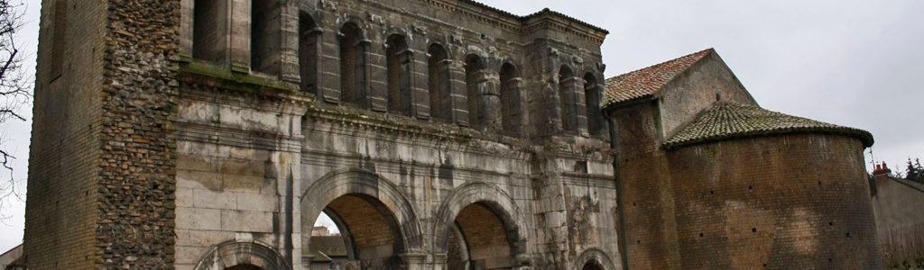 Monuments romains d'Augustodunum, actuelle Autun