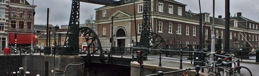 Ponts et canaux d'Amsterdam