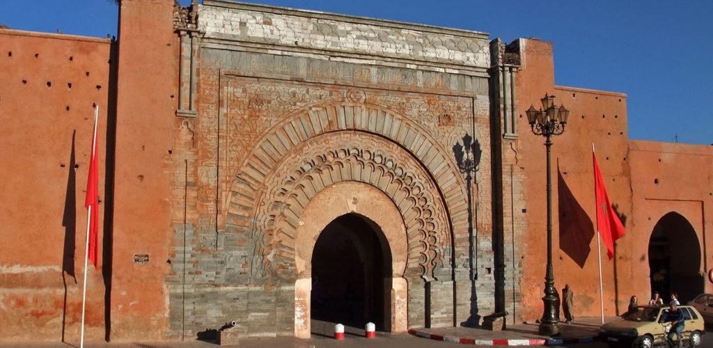 Les remparts de Marrakech, la Ville Rouge