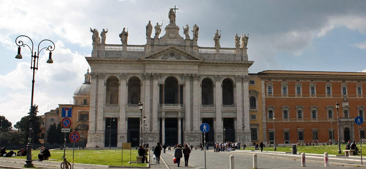 Eglise Saint-Jean-de-Latran, cathédrale de Rome