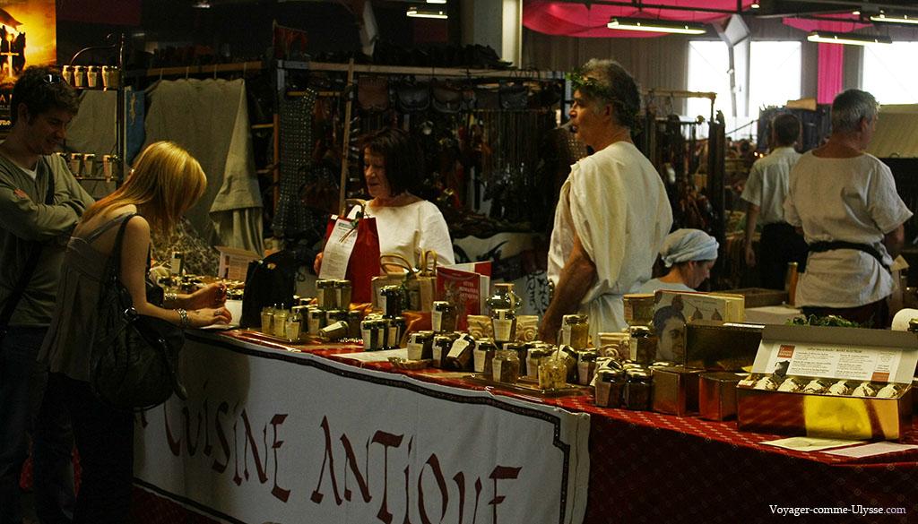 Stand de cuisine antique