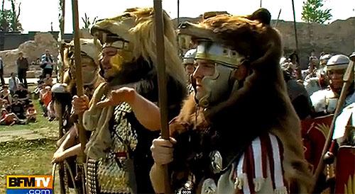 Les Signiferi, les porte-étendards de la légion romaine