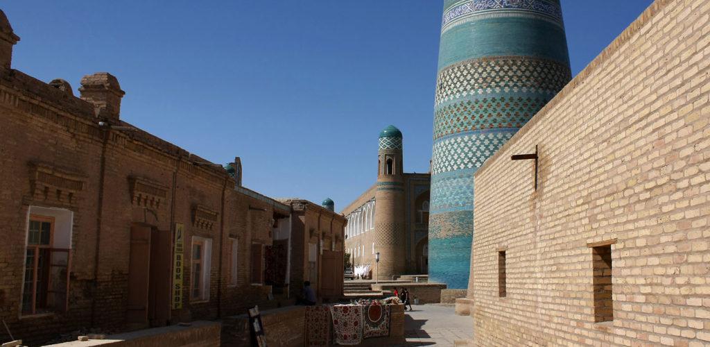 Khiva et sa ville intérieure Itchan Kala
