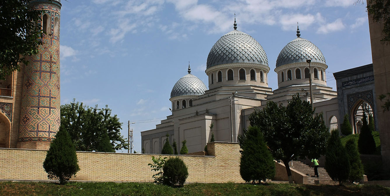 Tachkent, capitale de l'Ouzbékistan : la Ville de Pierre