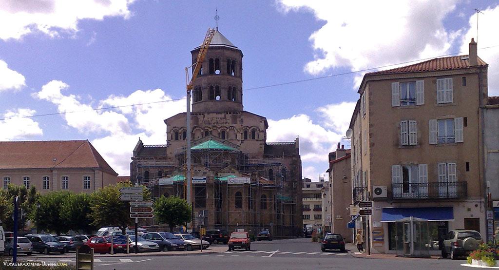 Eglise d'Issoire