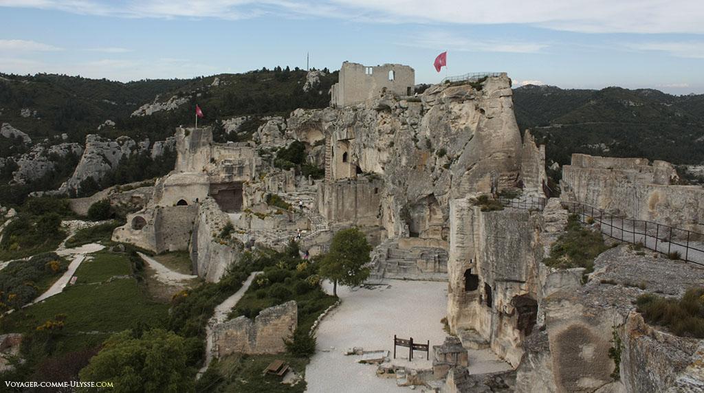 Le Château des Baux de Provence