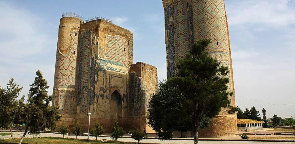 Chakhrisabz, la ville natale de Tamerlan