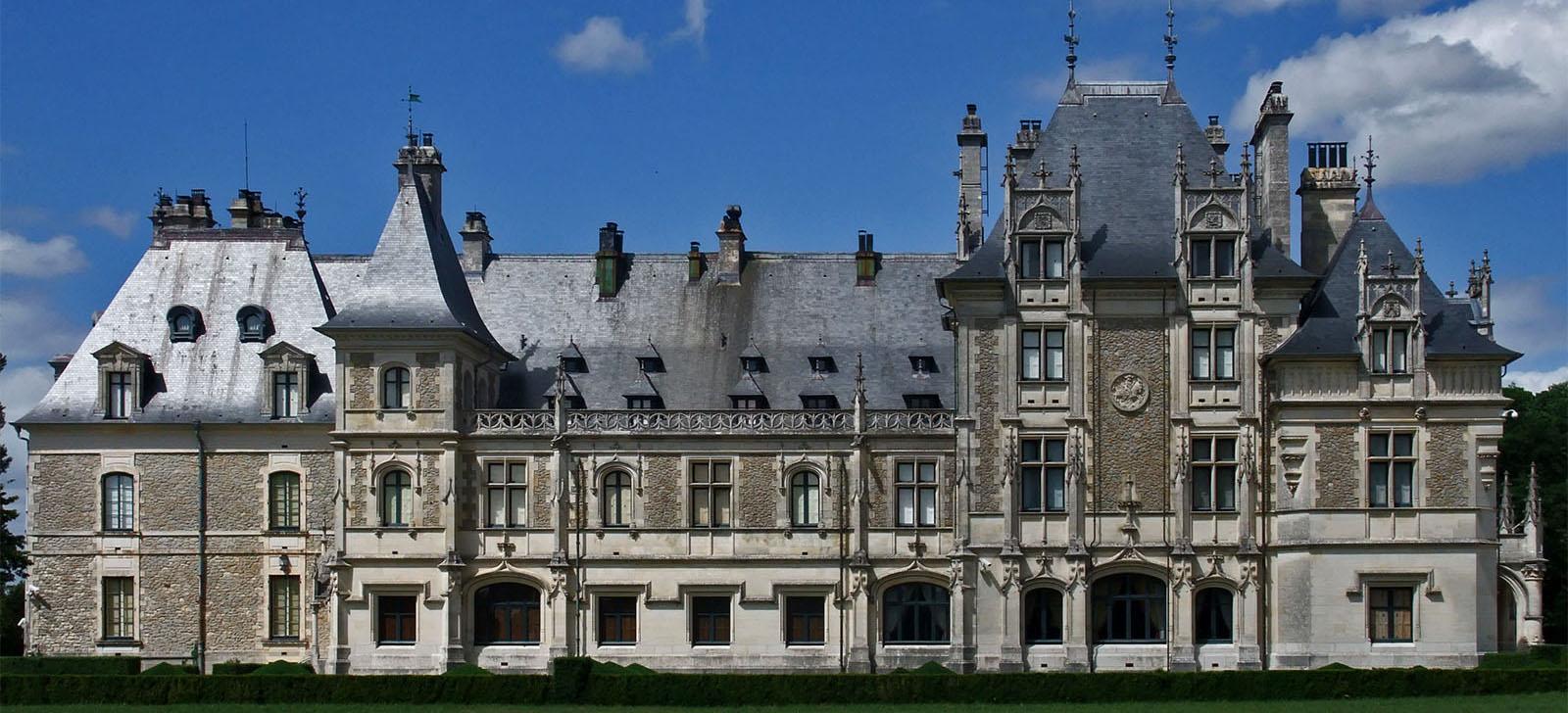 Menetou-Salon : son château, son vignoble