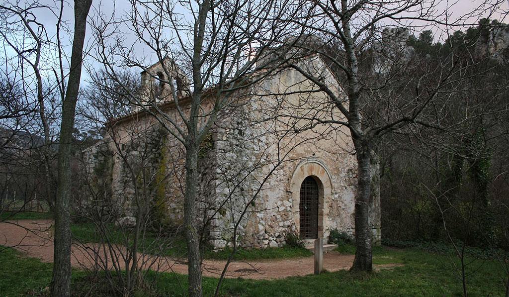 Parc de Saint-Pons, à Gémenos