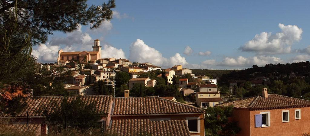 Fuveau, village provençal du Pays d'Aix