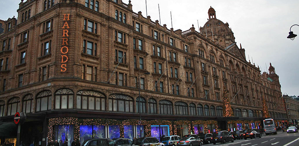Faire du shopping dans les magasins de Londres à Noël