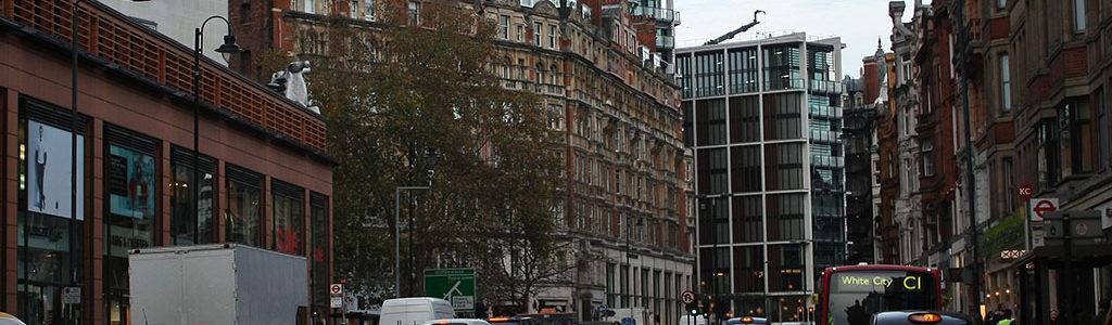 Balade dans les rues de Londres