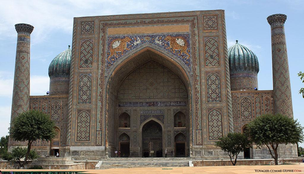 Madrasa Shir-Dor