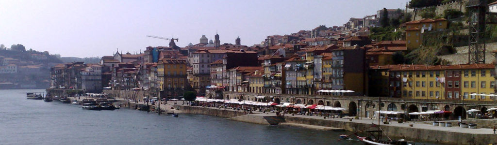 Voyage à Porto