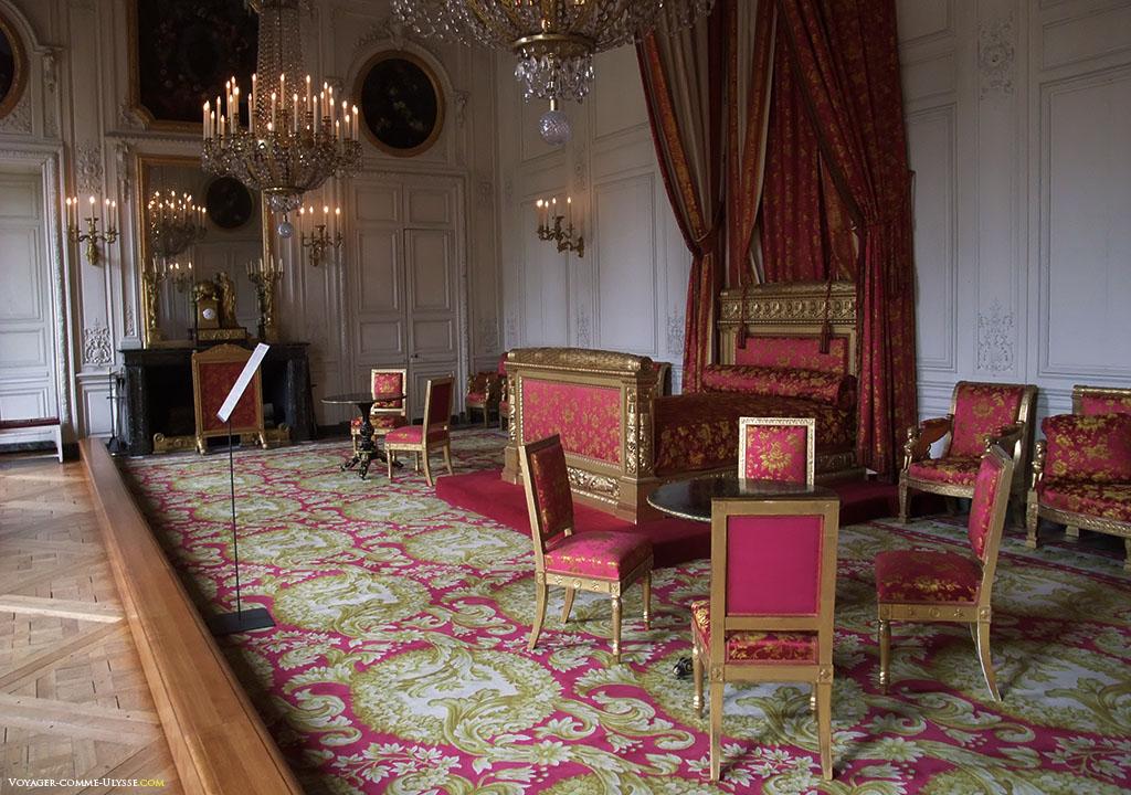 Chambre de la Reine des Belges, fille de Louis-Philippe