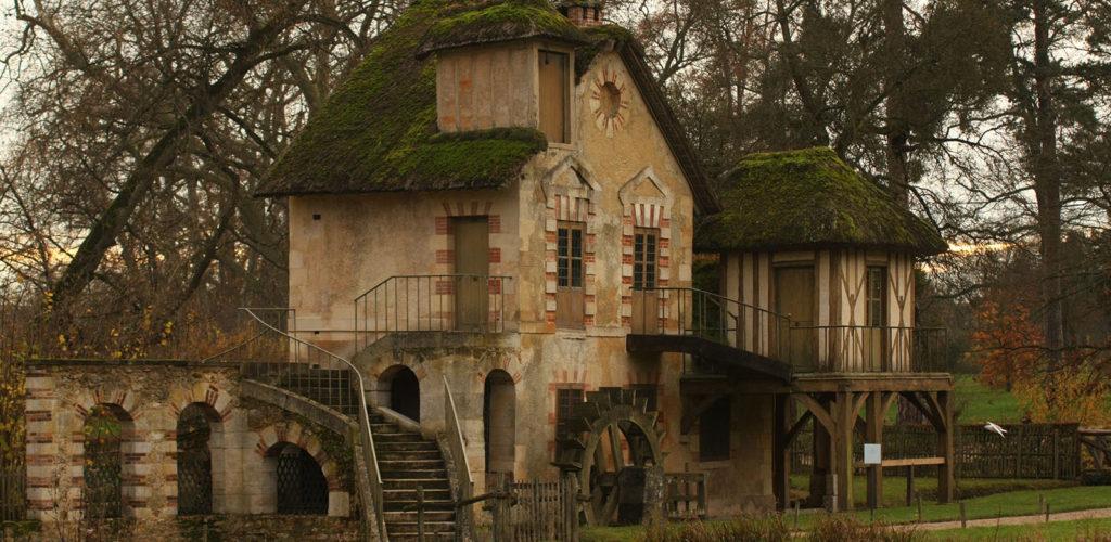Marie-Antoinette : le Petit Trianon et le Hameau de la Reine