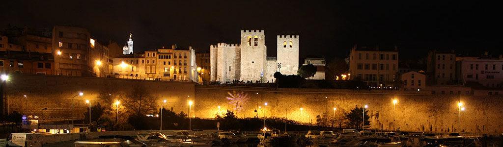 L'abbaye Saint Victor de Marseille et le légionnaire romain