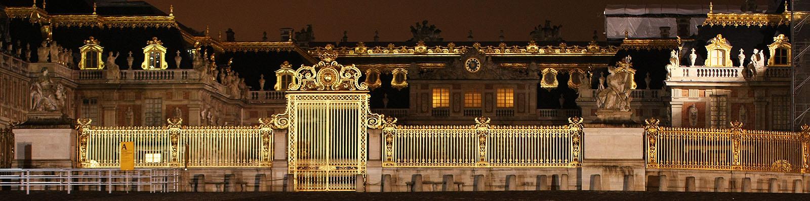 Vivre au Château de Versailles - L'Histoire en photo