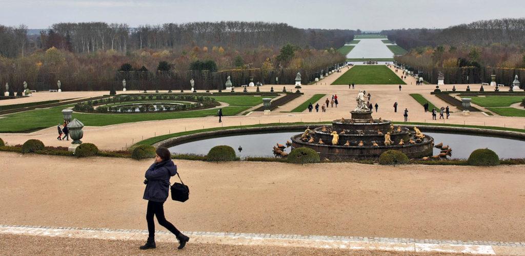 Les jardins du ch teau de versailles vicedi voyager - Jardin du chateau de versailles gratuit ...