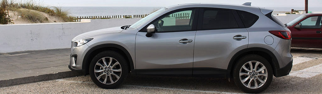 Mazda CX-5 : voyager en voiture