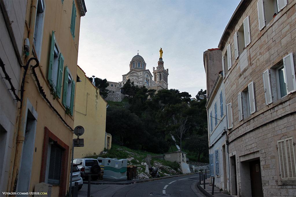 Rue Fort du sanctuaire