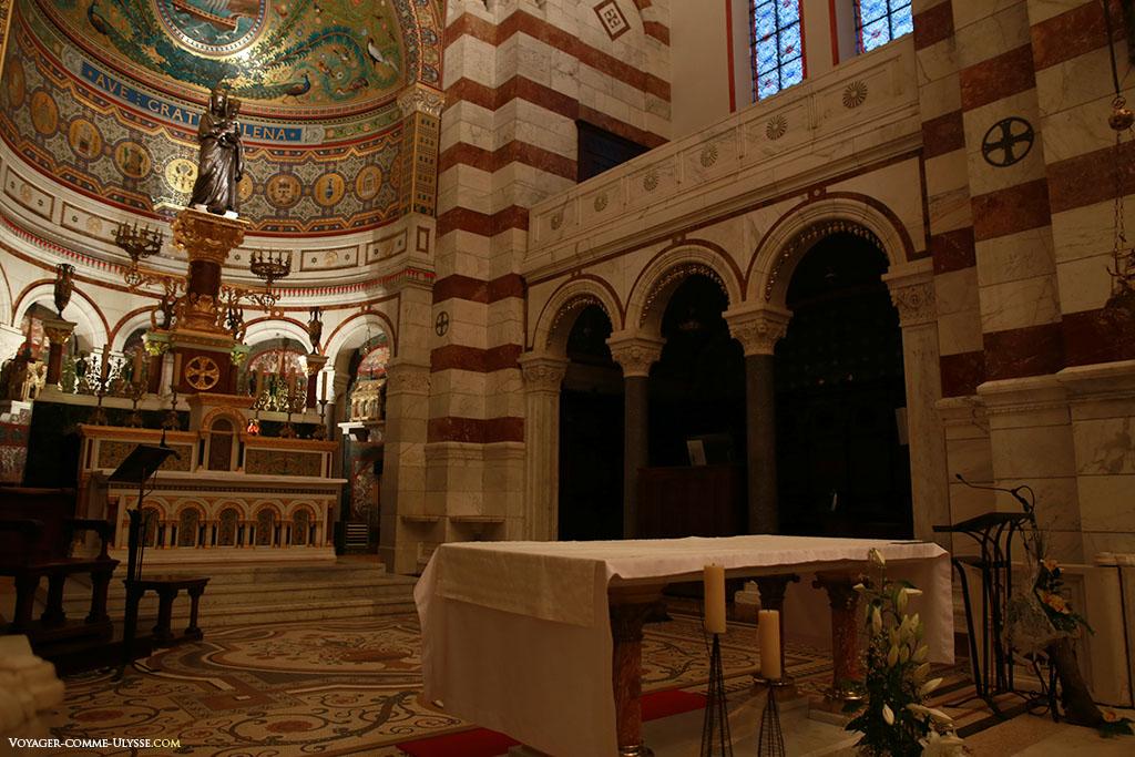 Autel de Notre-Dame-de-la-Garde