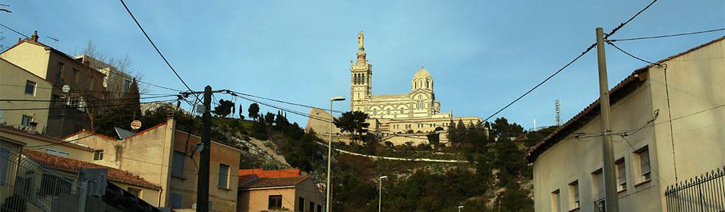Notre-Dame-de-la-Garde, la Bonne Mère de Marseille
