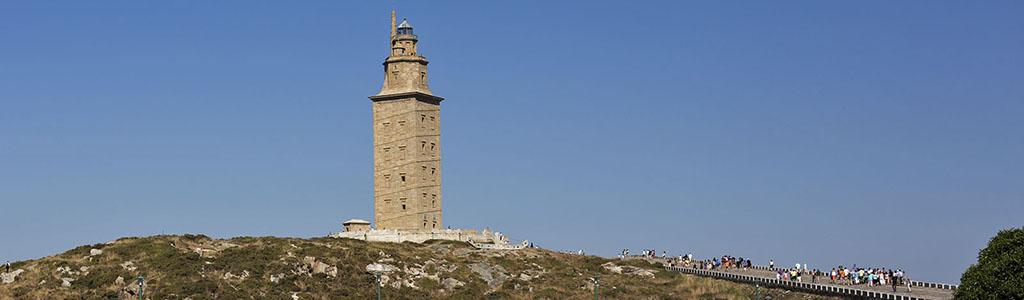 La Tour d'Hercule, plus vieux phare du monde