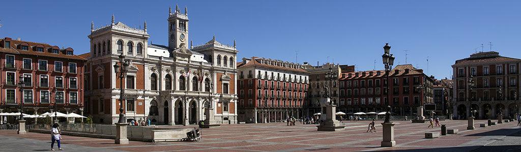 Plaza Mayor de Valladolid, Espagne