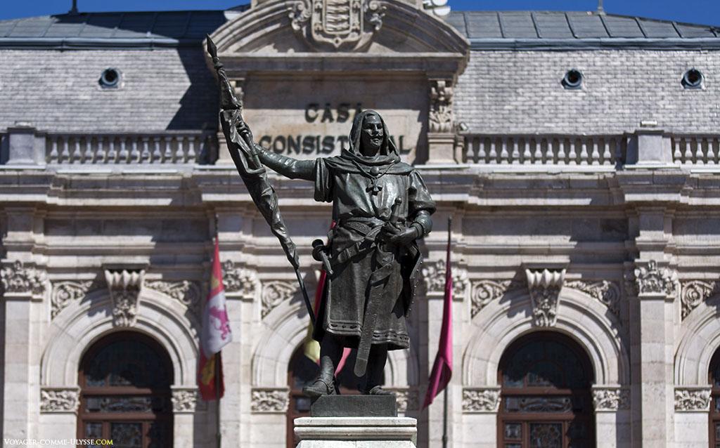 Statue de Pedro Ansurez
