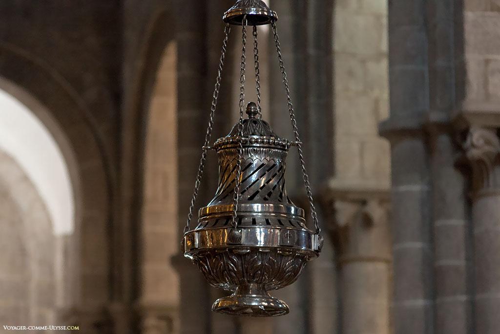 Le Botafumeiro de Saint-Jacques de Compostelle