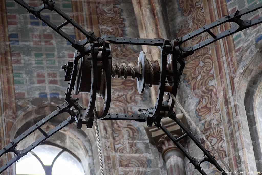 Corde du Botafumeiro