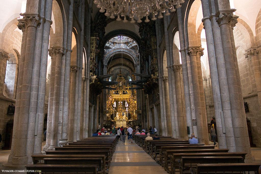 Nef de la cathédrale.