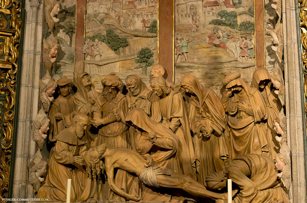 Chapelle de Mondragon