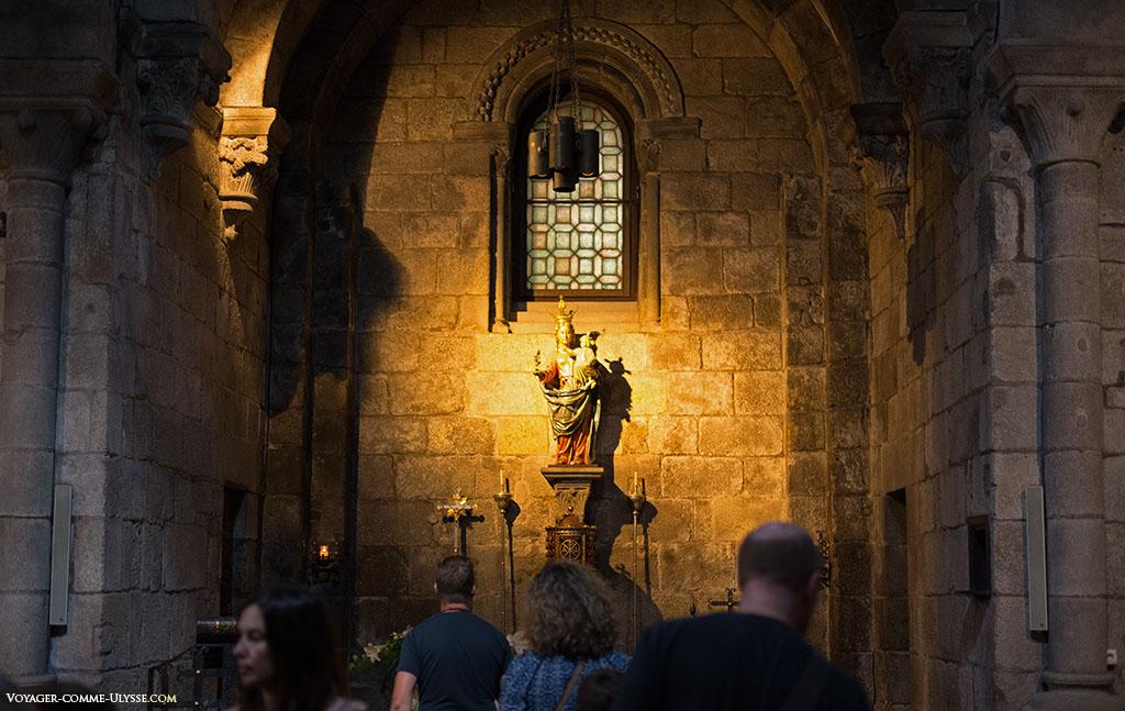 Igreja de Santa Maria a antiga da Corticela